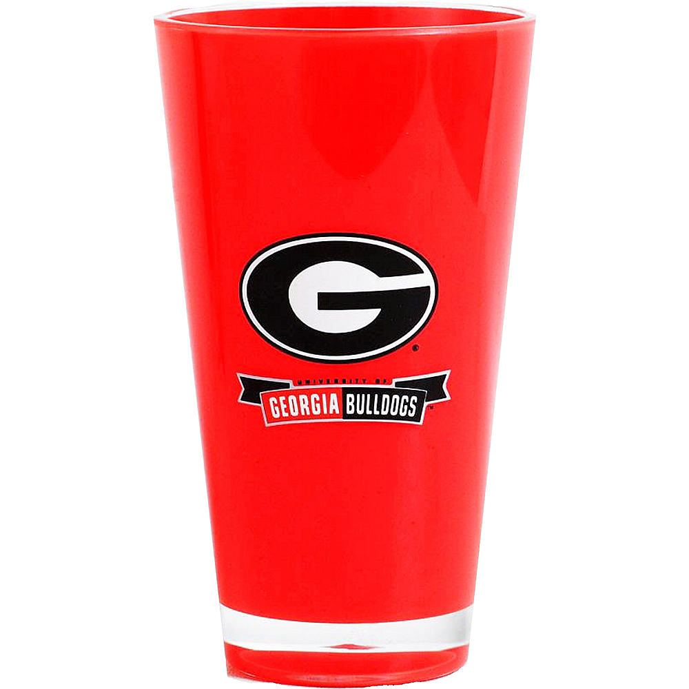 Georgia Bulldogs Tumbler Image #1