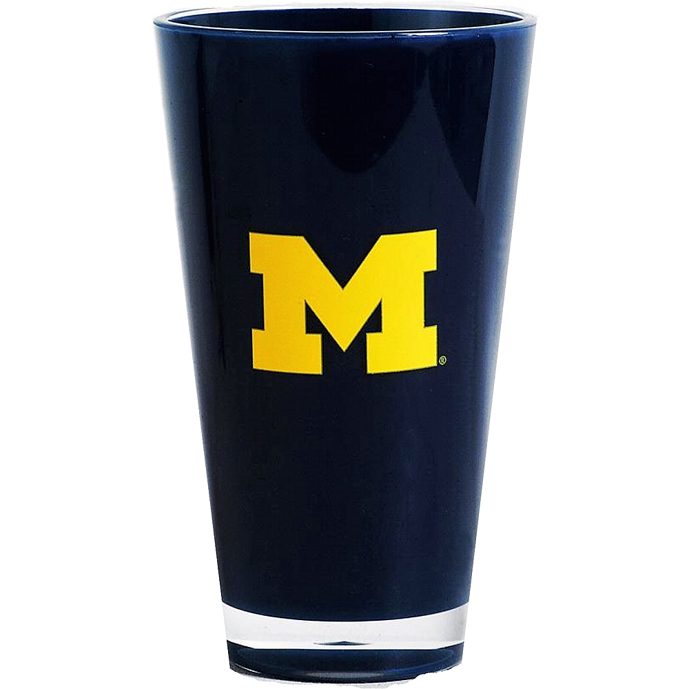 Michigan Wolverines Tumbler Image #1