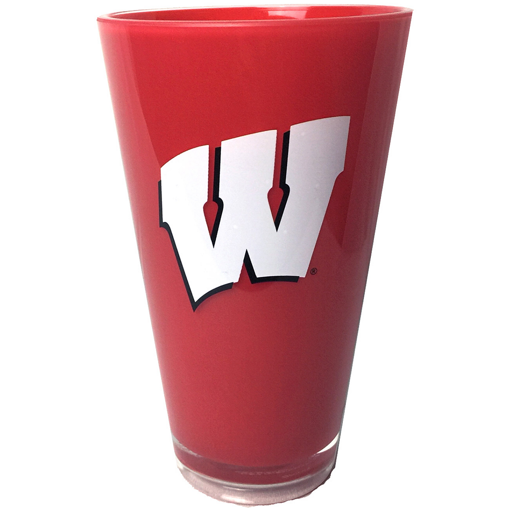 Wisconsin Badgers Tumbler Image #1