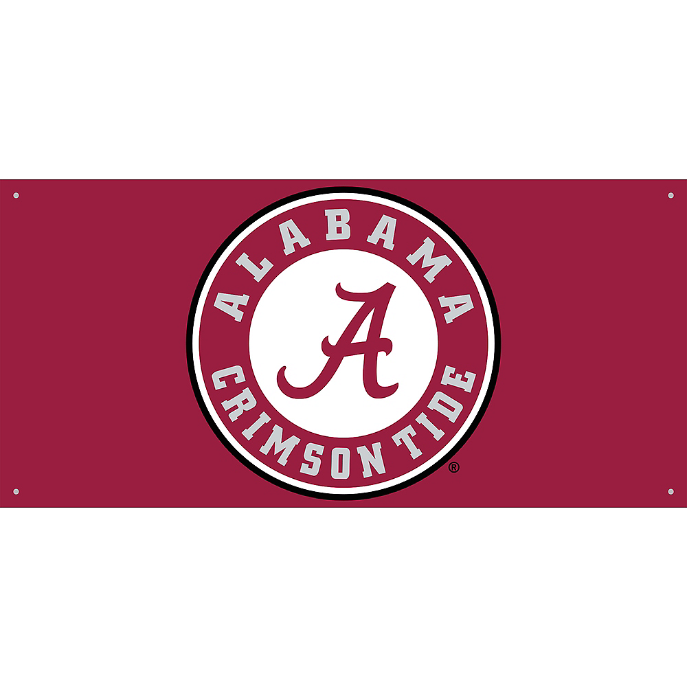 Nav Item for Alabama Crimson Tide Banner Image #1