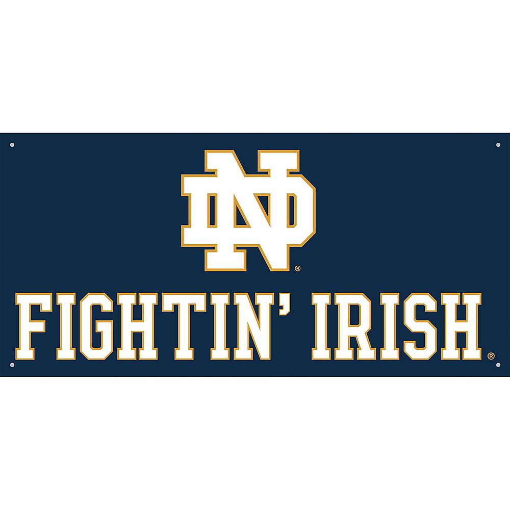 Notre Dame Fighting Irish Banner Image #1