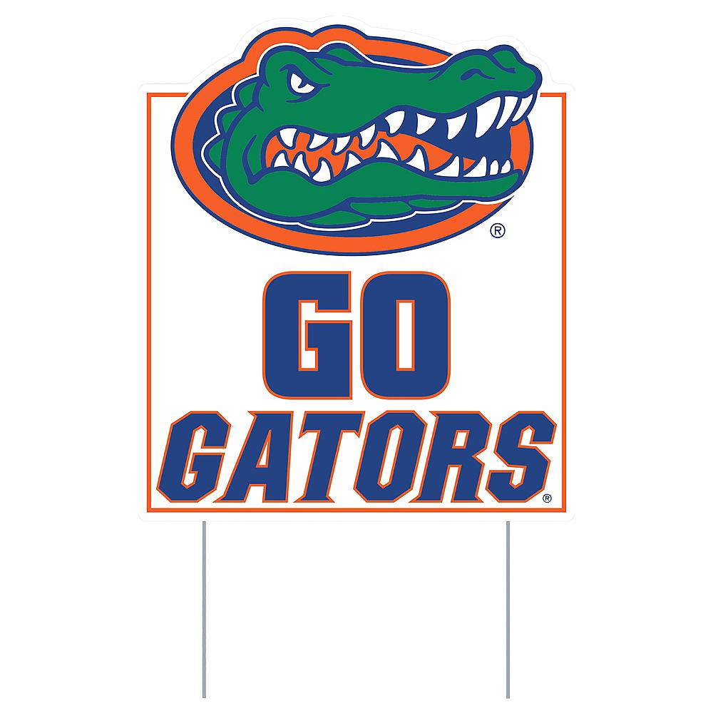 Florida Gators Lawn Sign Image #1