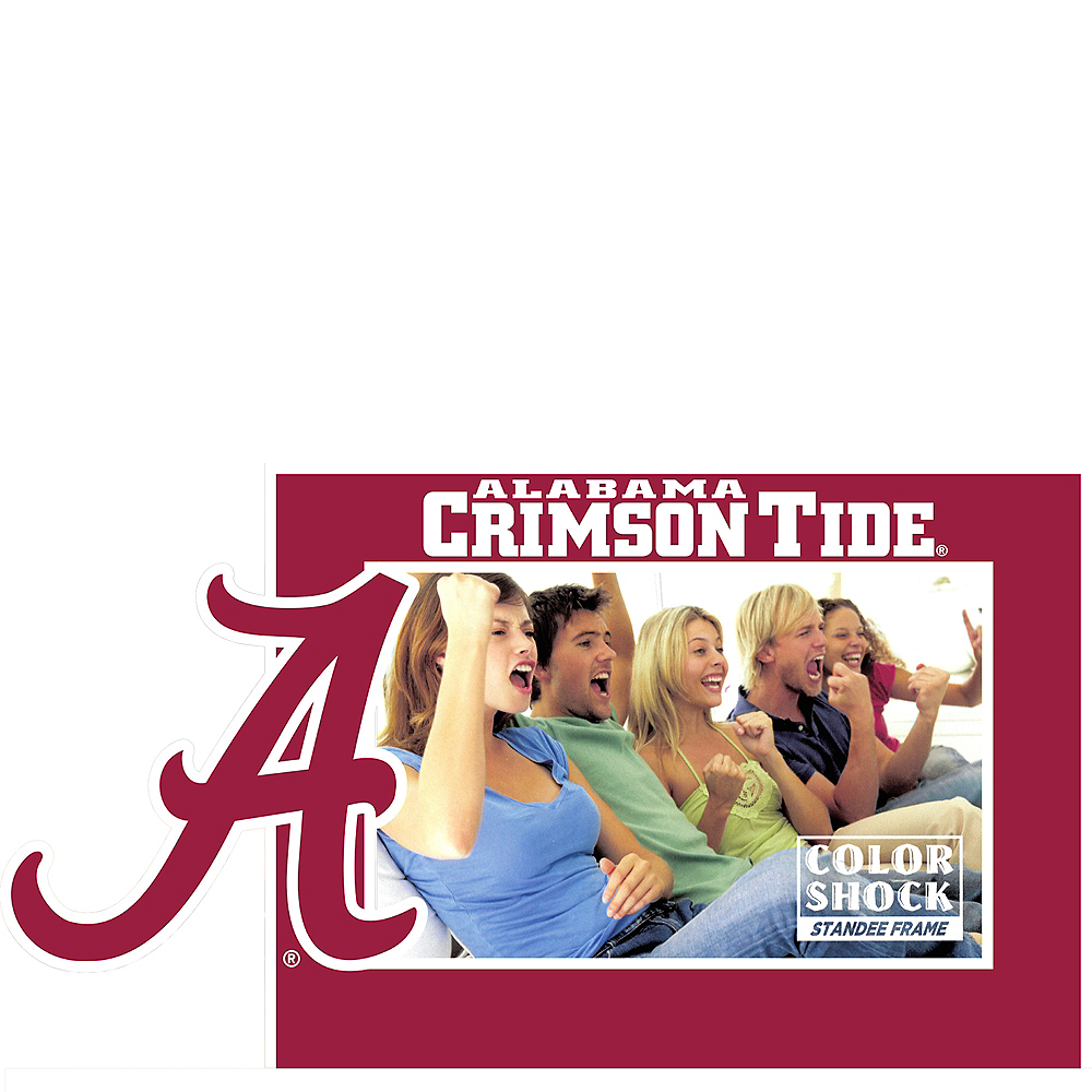Alabama Crimson Tide Photo Frame Image #1