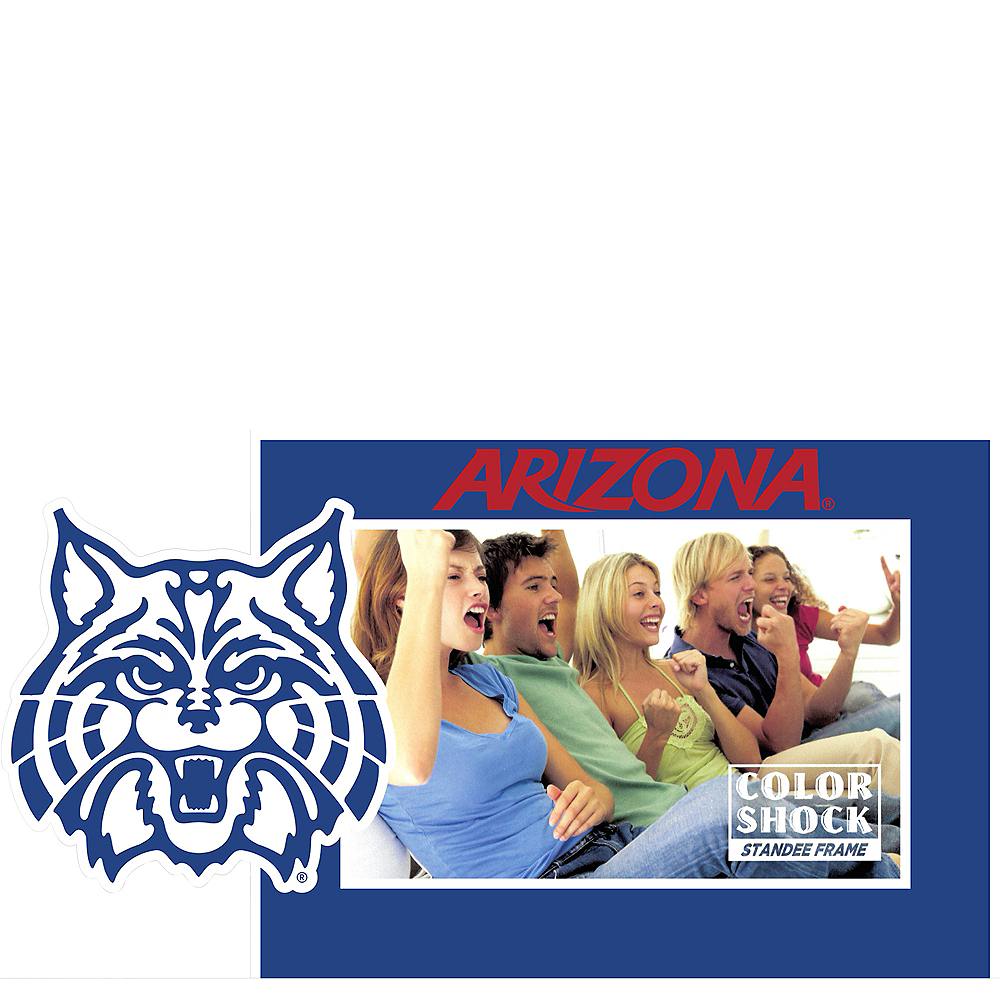 Arizona Wildcats Photo Frame 10in x 5 3/4in | Party City
