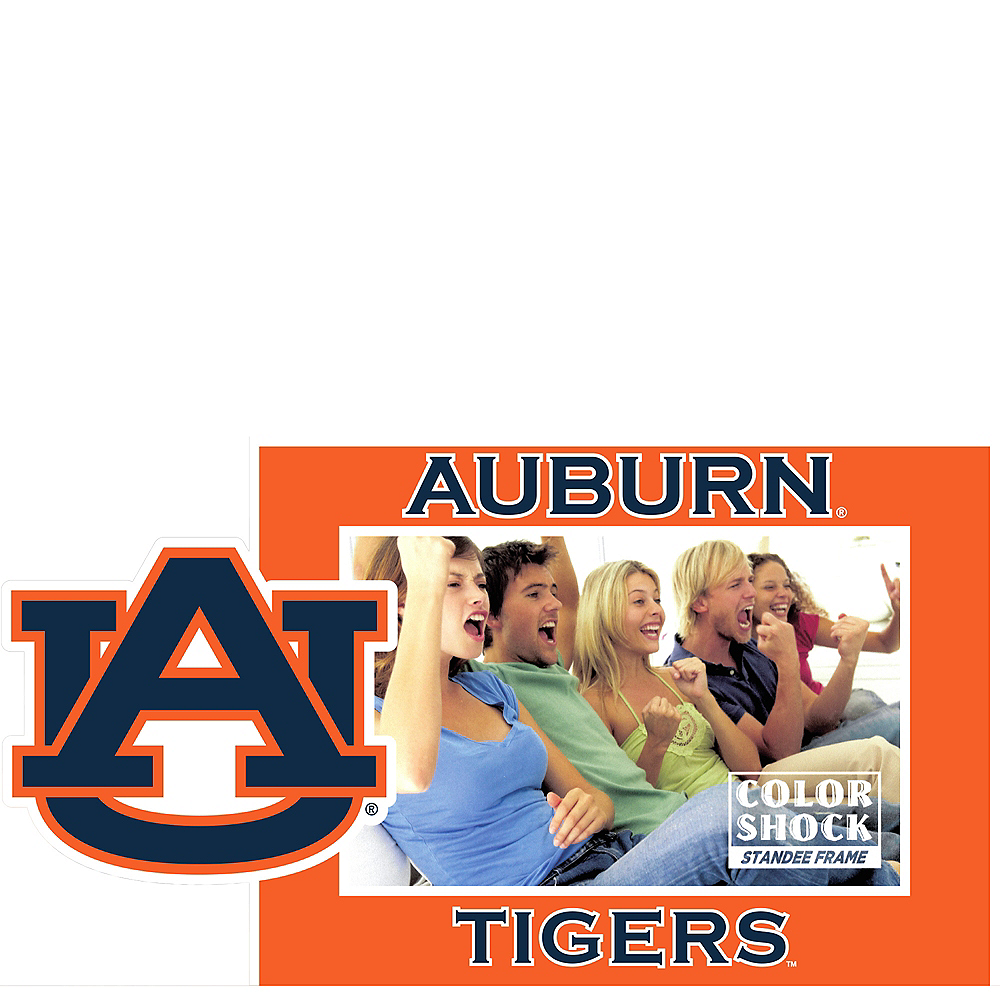 Auburn Tigers Photo Frame Image #1