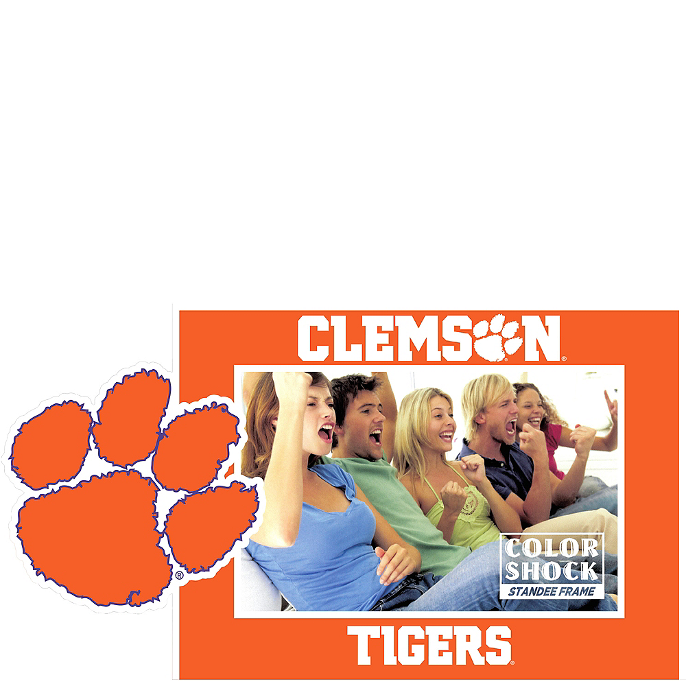 Clemson Tigers Photo Frame Image #1