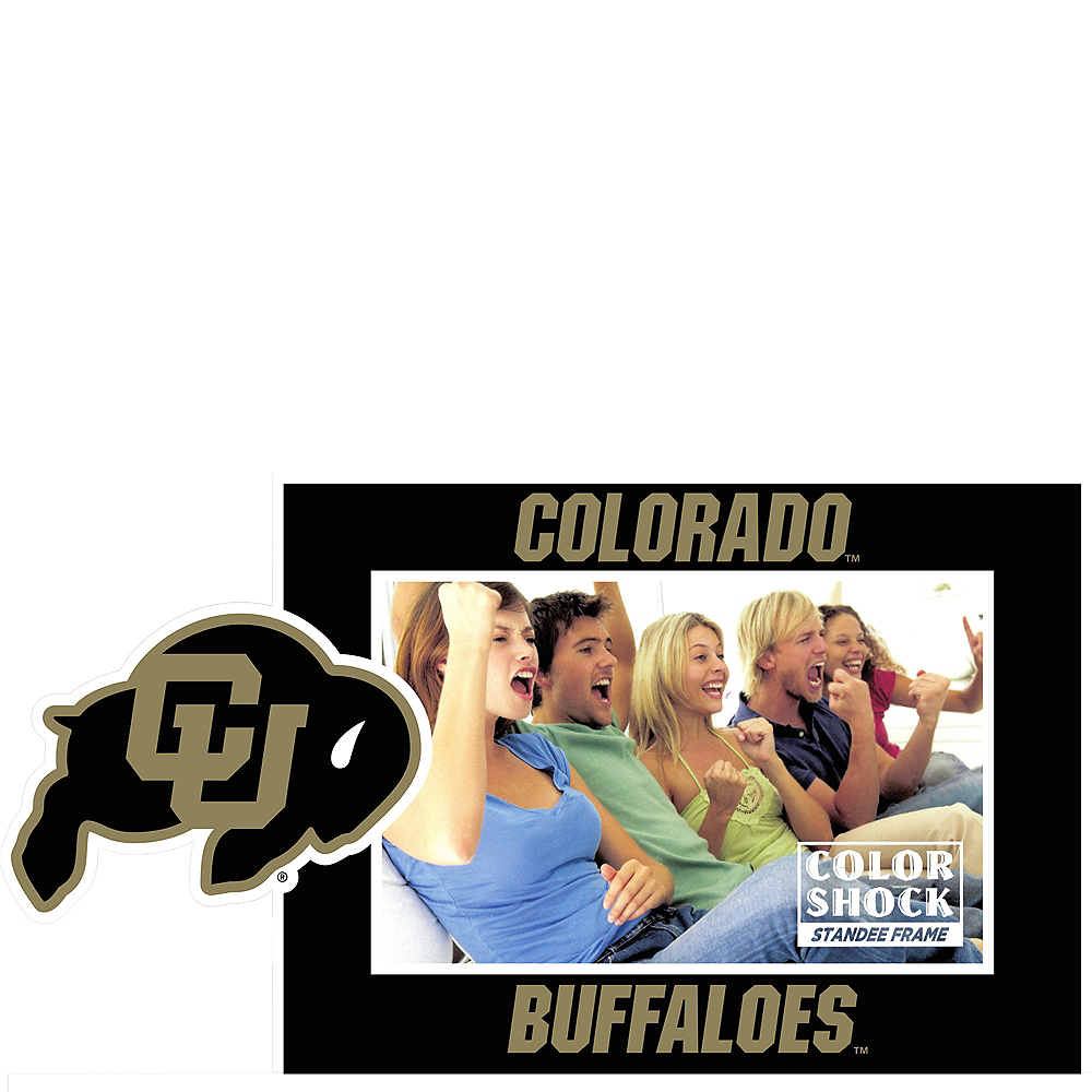 Colorado Buffaloes Photo Frame Image #1