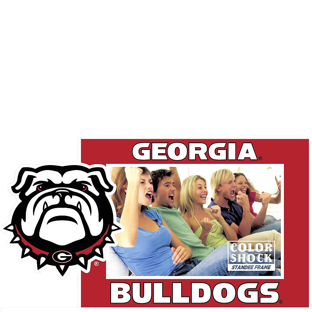 Georgia Bulldogs Photo Frame Image #1