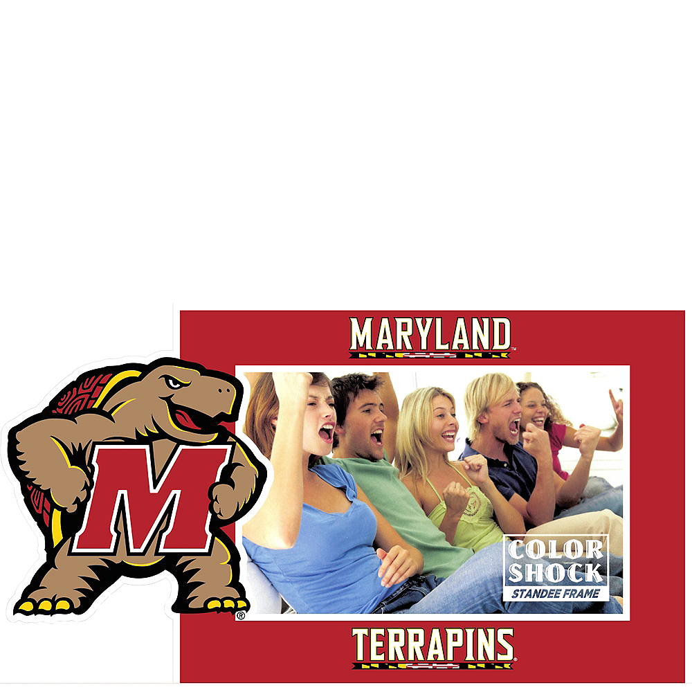 Maryland Terrapins Photo Frame Image #1