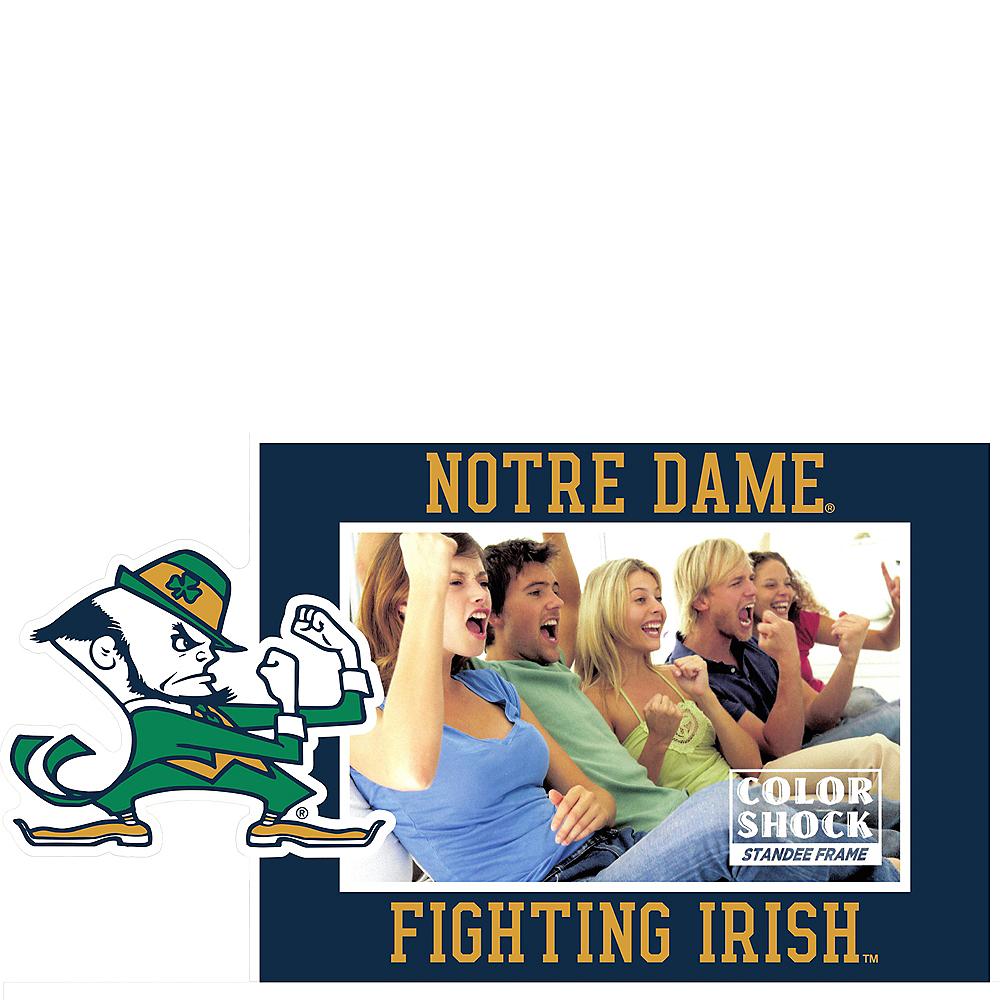 Notre Dame Fighting Irish Photo Frame Image #1