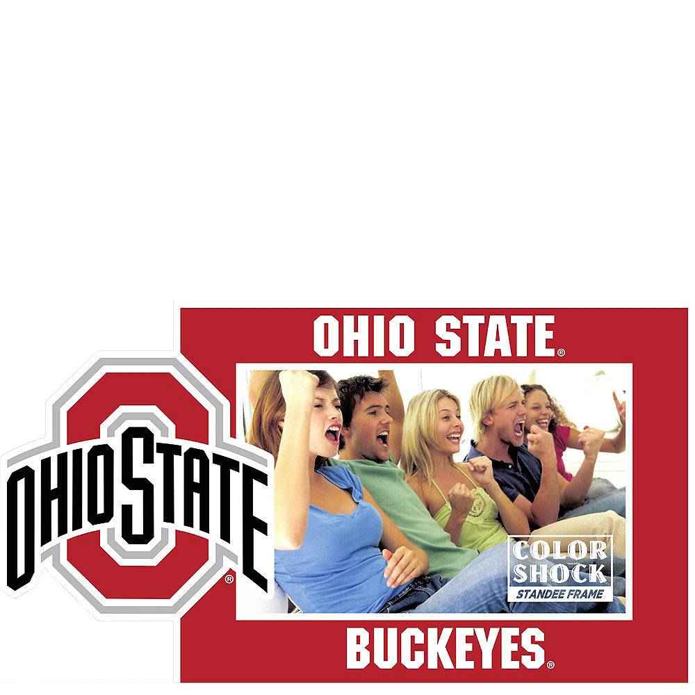 Ohio State Buckeyes Photo Frame Image #1