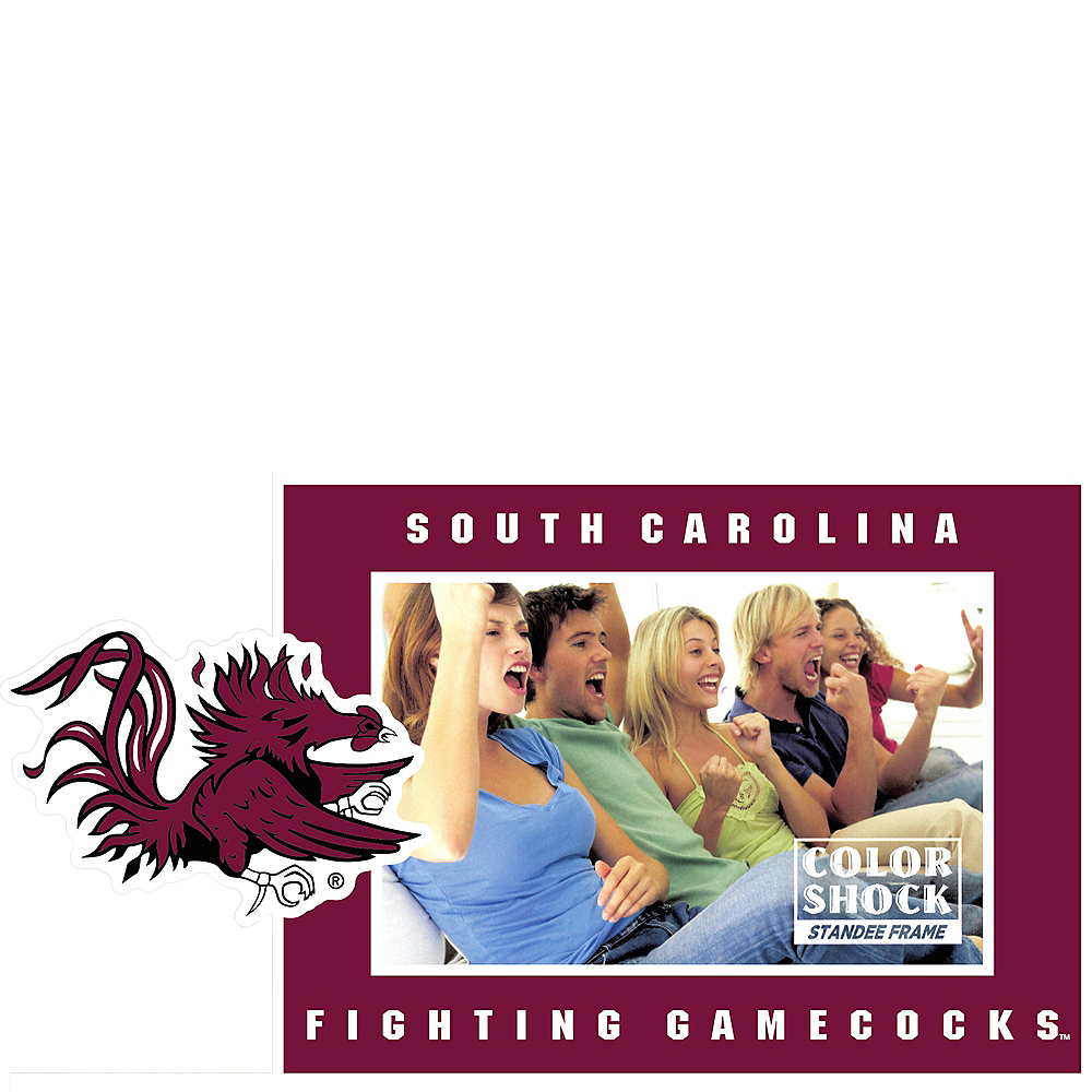 South Carolina Gamecocks Photo Frame Image #1