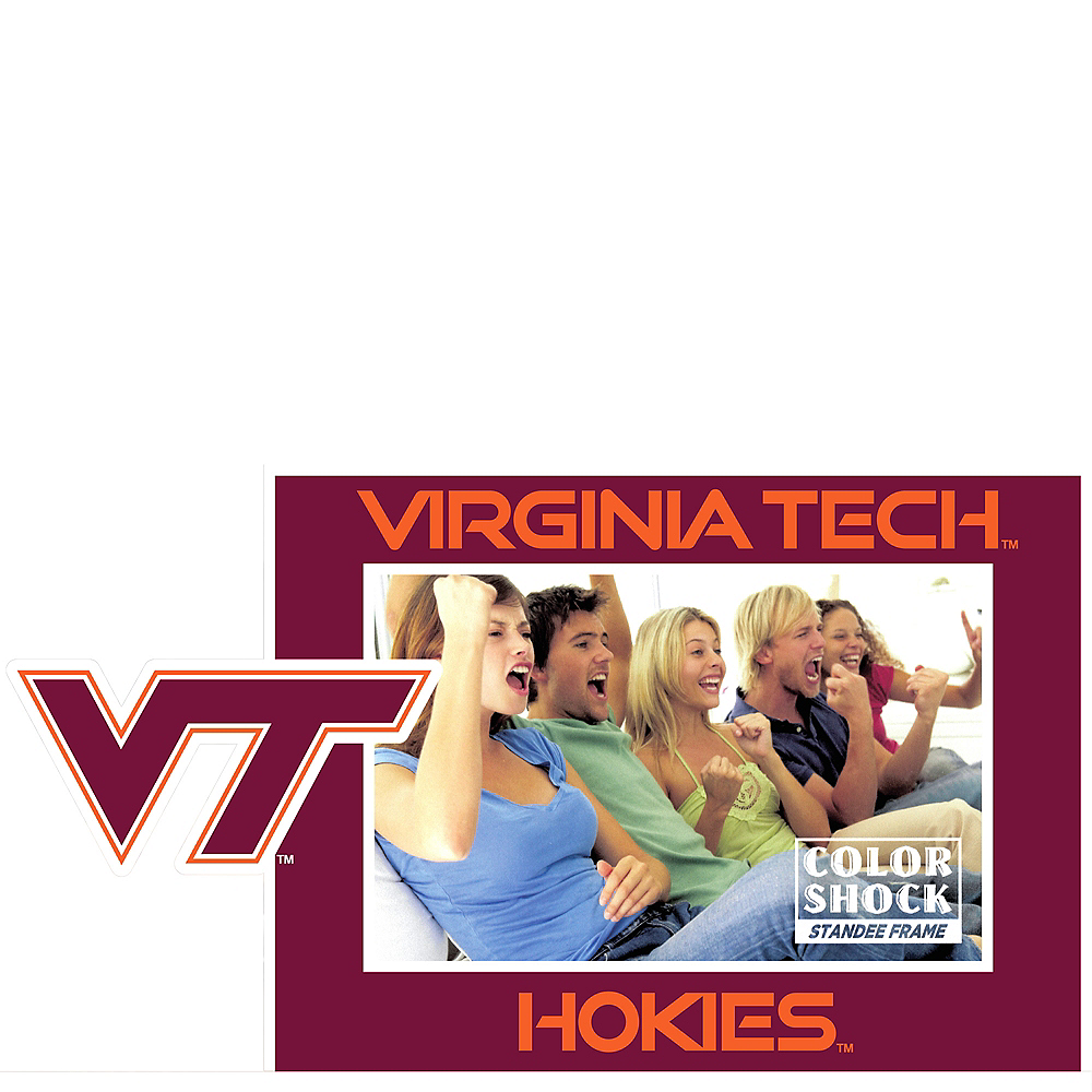 Virginia Tech Hokies Photo Frame Image #1