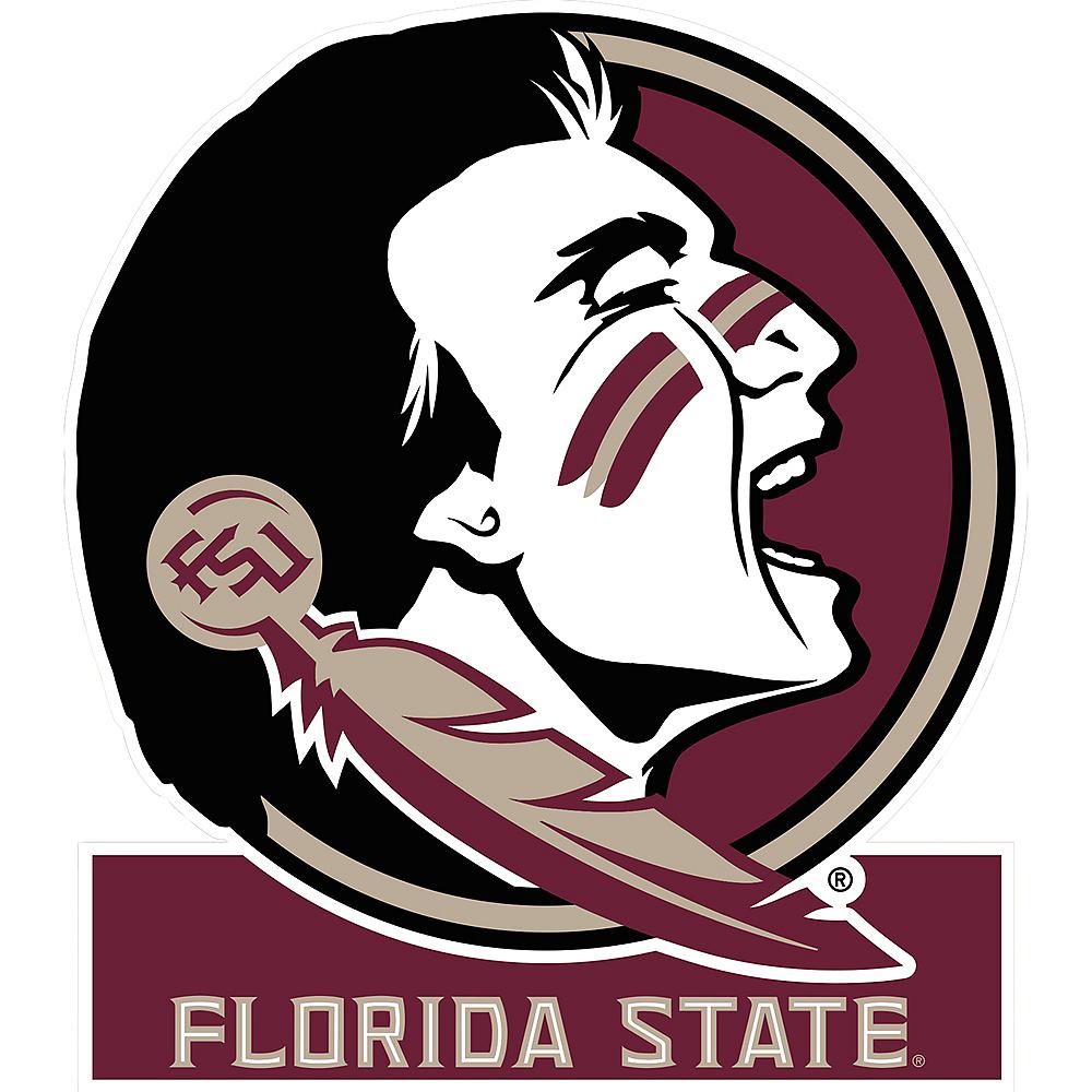 Florida State Seminoles Mascot Table Sign Image #1
