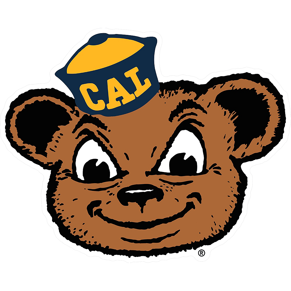 Nav Item for Cal Bears Sign Image #1