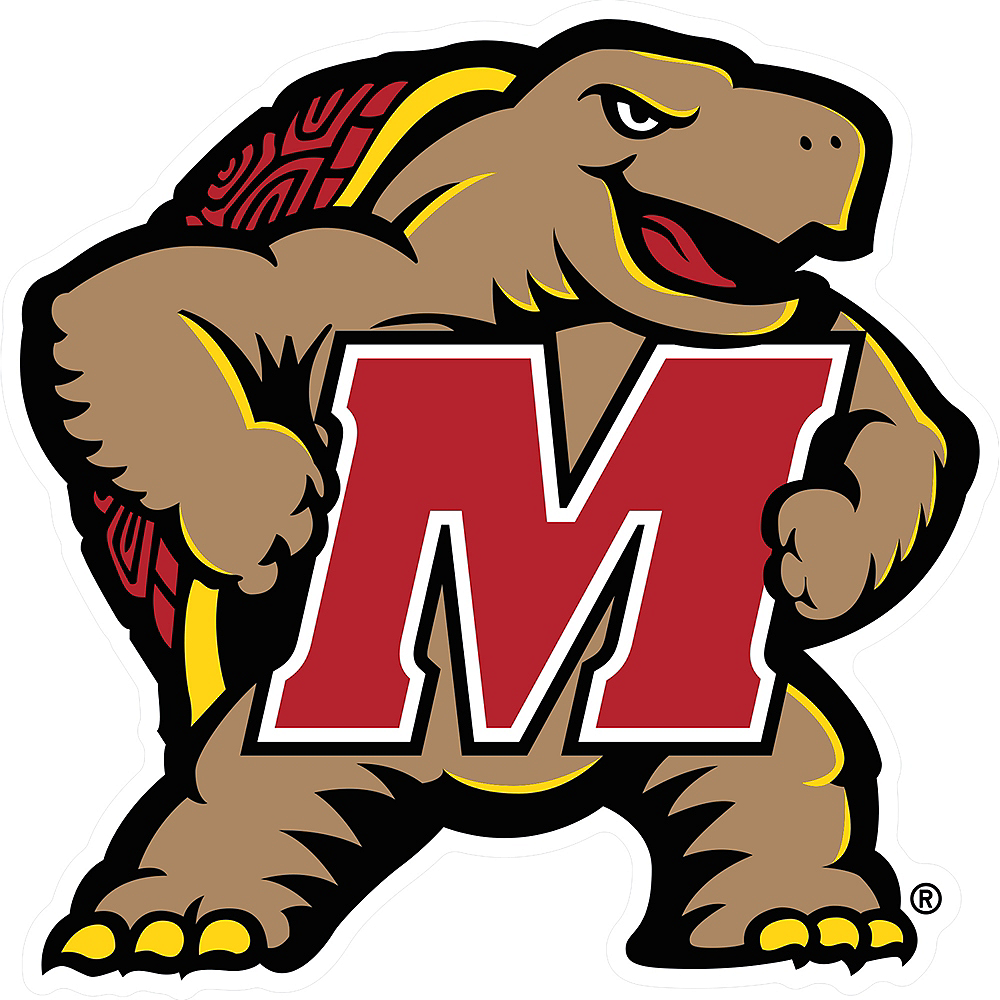 Nav Item for Maryland Terrapins Sign Image #1