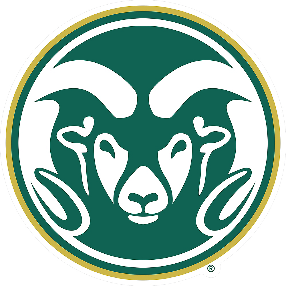 Colorado State Rams Sign Image #1