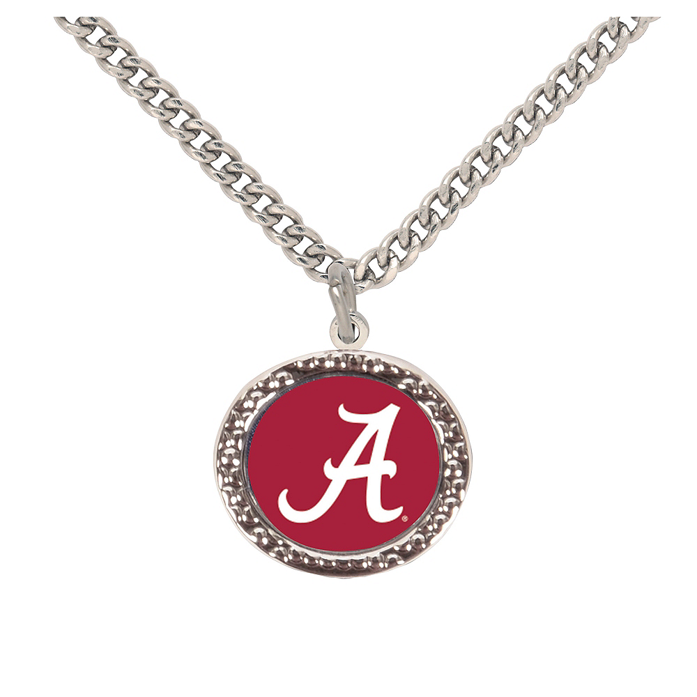 Alabama Crimson Tide Pendant Necklace Image #1