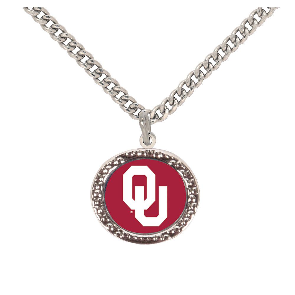 Oklahoma Sooners Pendant Necklace Image #1