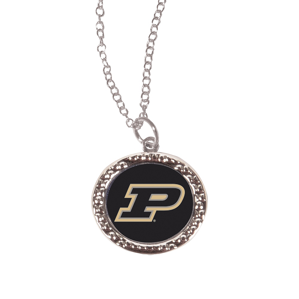 Purdue Boilmakers Pendant Necklace Image #1