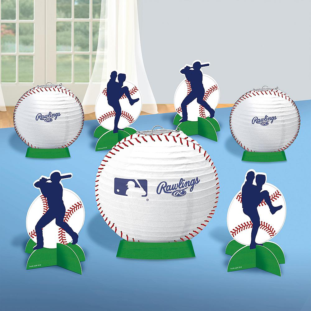 Rawlings Baseball Centerpiece Kit 7pc Image #1