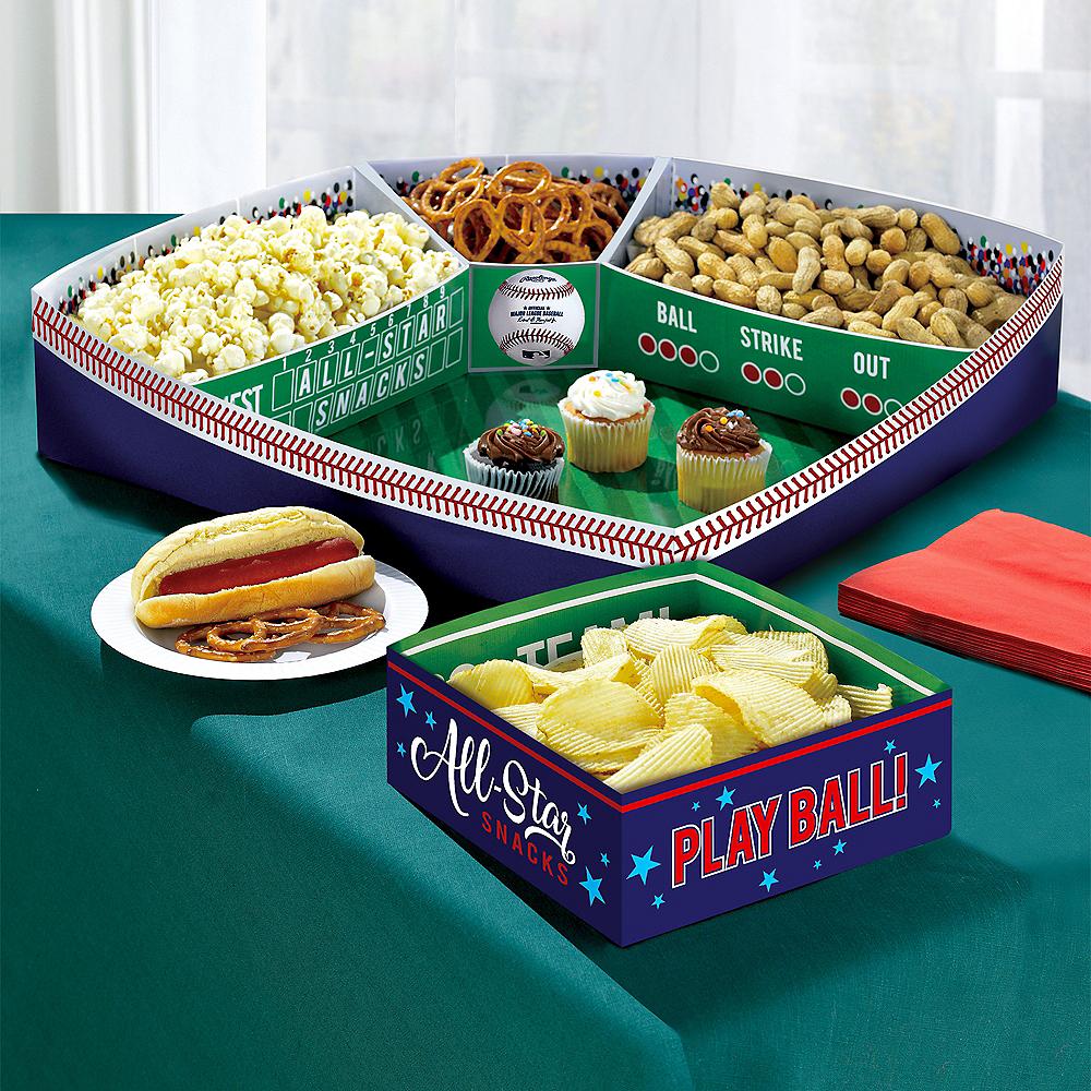 Baseball Snack Stadium Kit 5pc Image #1