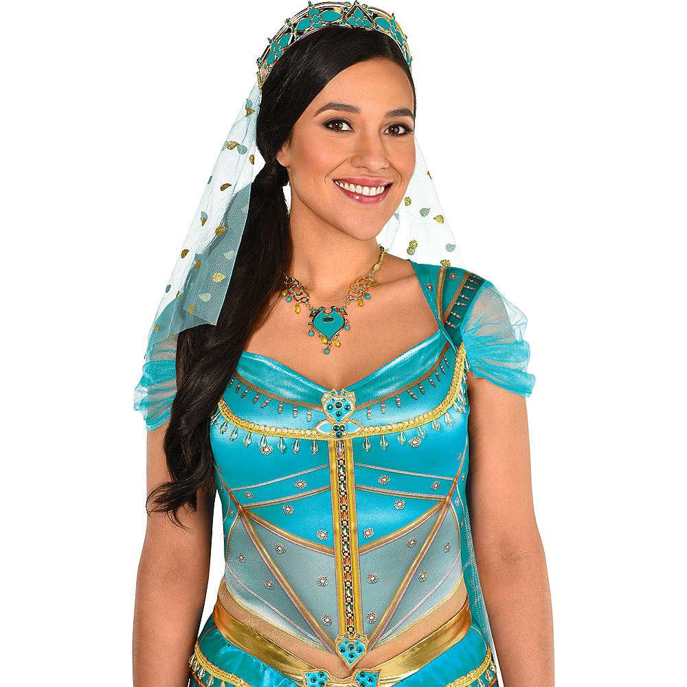 Adult Jasmine Accessory Kit - Aladdin Image #1