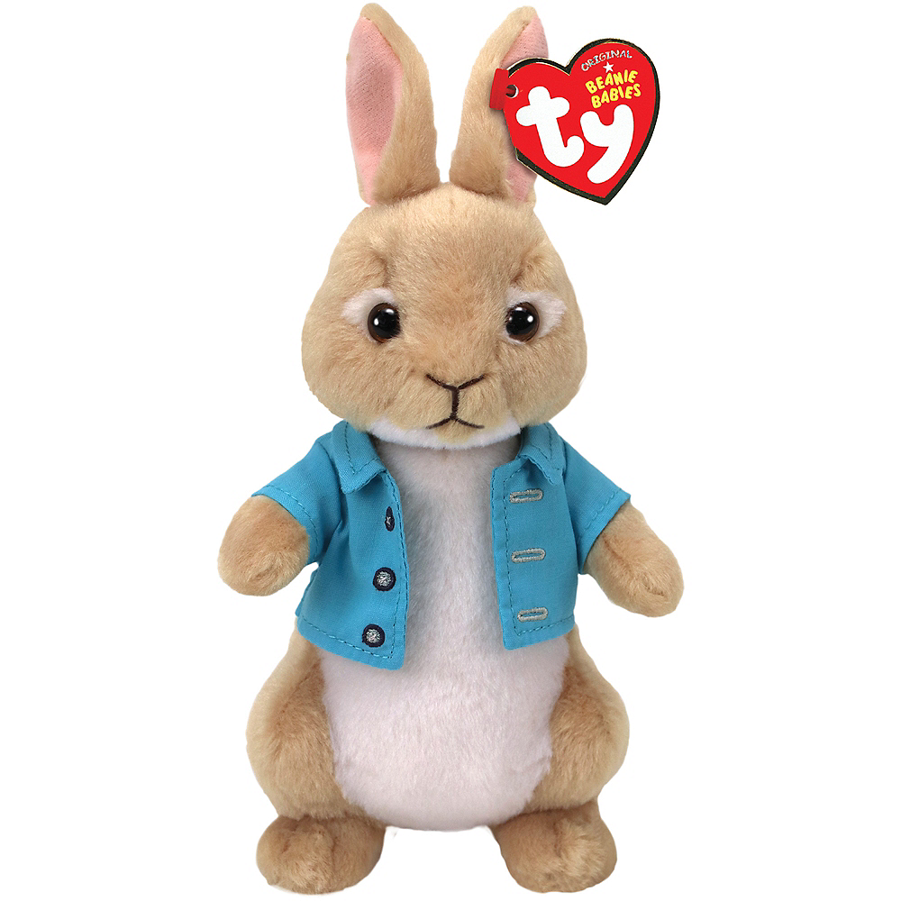 Peter Rabbit Cotton Tail Plush Image #1