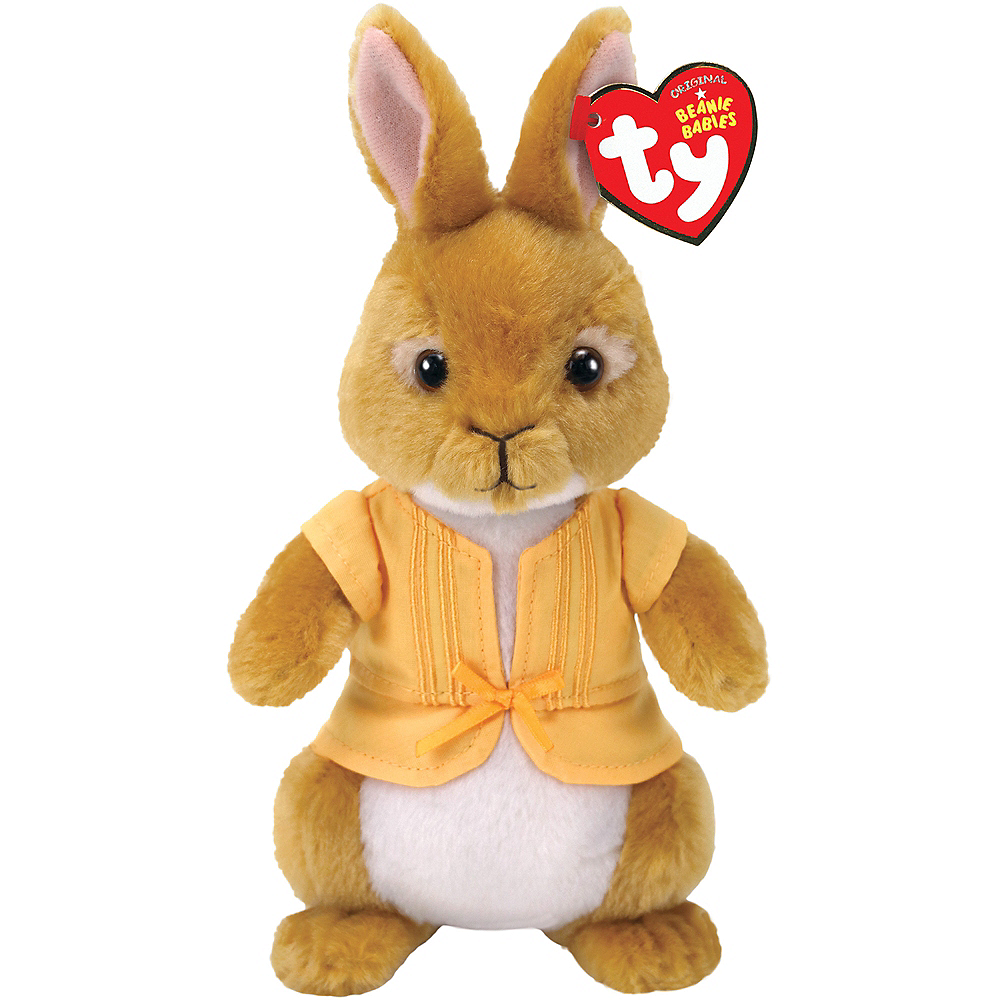 Mopsy Rabbit Plush - Peter Rabbit Image #1