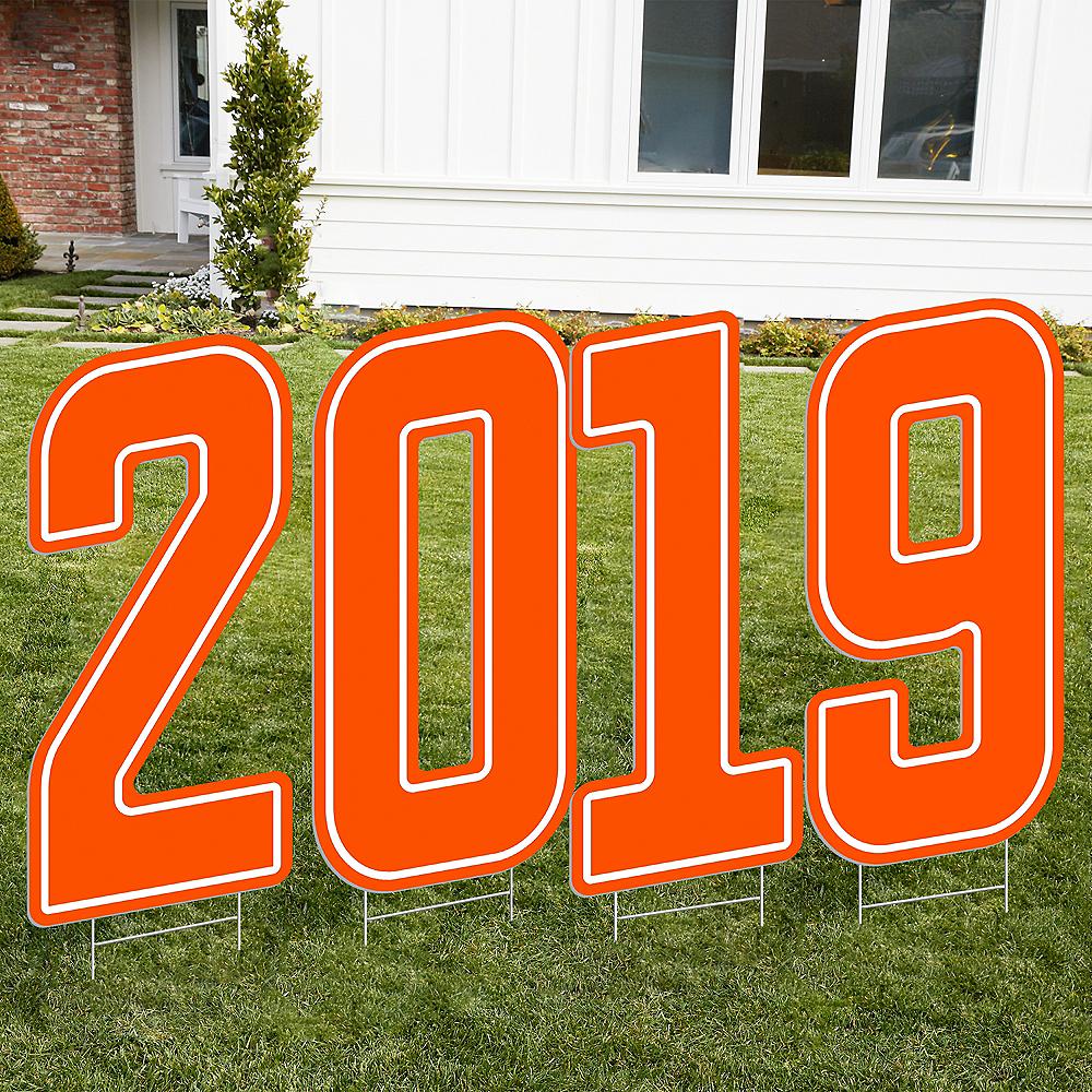 Giant Orange 2019 Yard Sign Kit Image #1