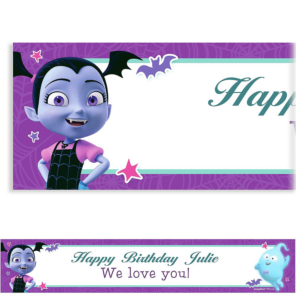 Custom Vampirina Banner Image #1
