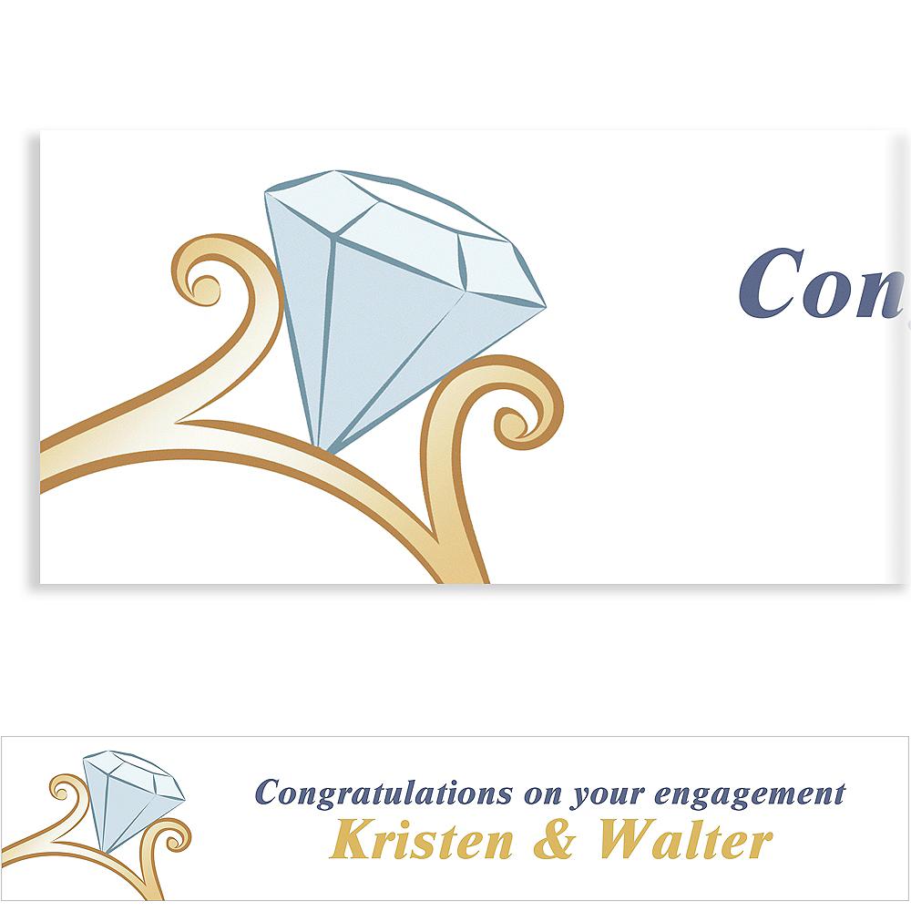 Custom Big Diamond Ring Banner Image #1
