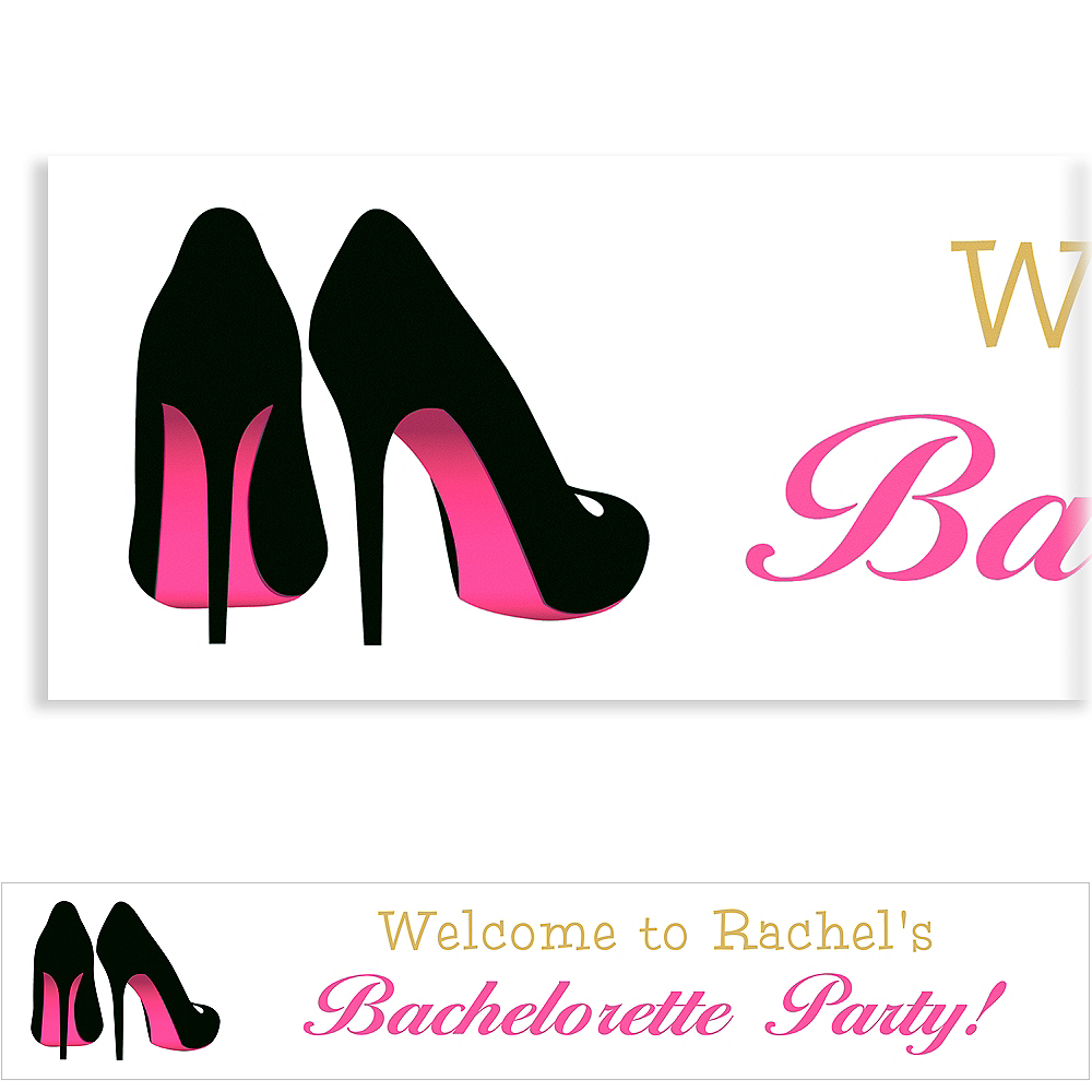 Custom Bachelorette Stilettos Banner Image #1