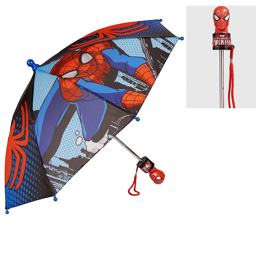 Ultimate Spider-Man Umbrella Image #1