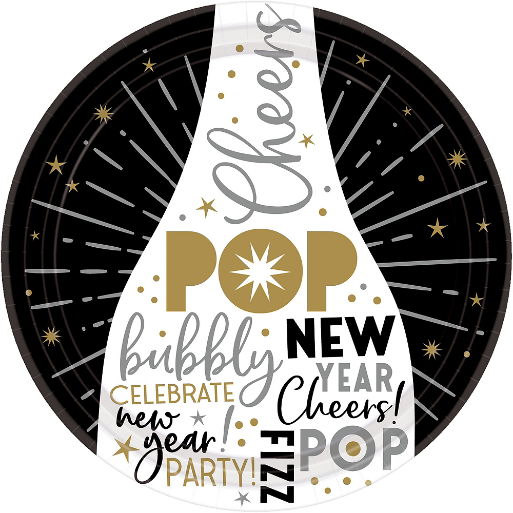 Celebrate the New Year Party Kit for 50 Guests Image #3