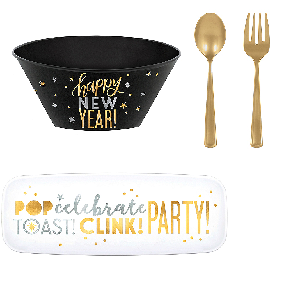 New Year's Eve Serveware Kit Image #1