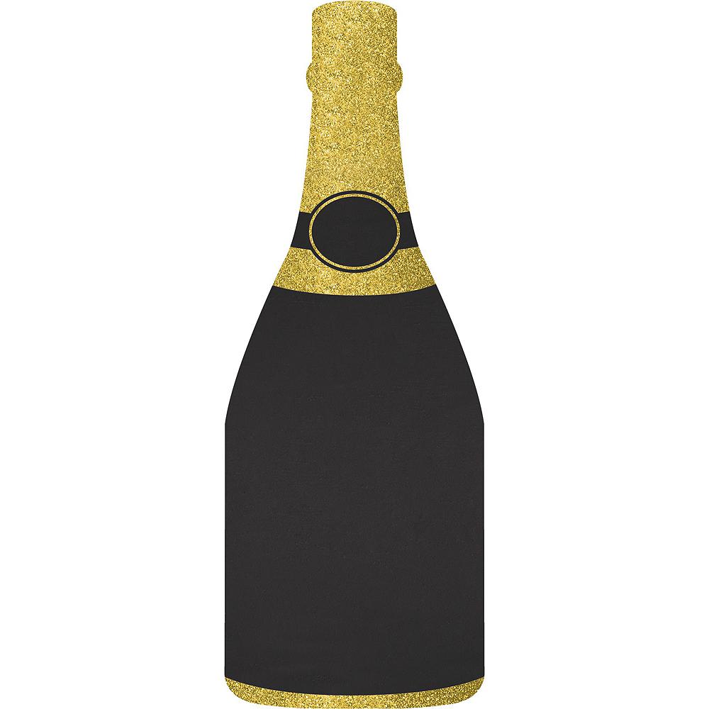 Bubbly Bottle New Year's Eve Decorating Kit Image #3