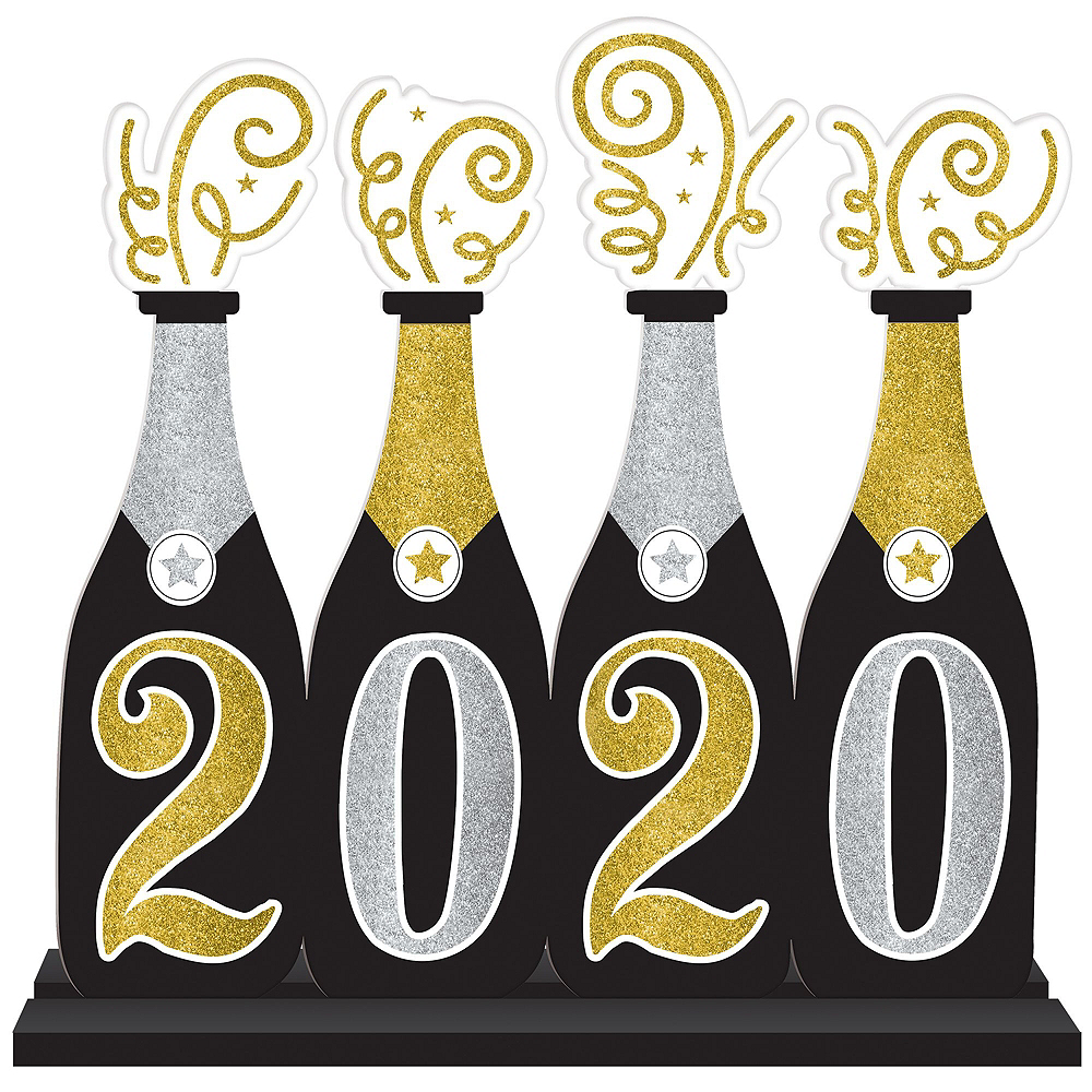 New Year's Eve Vibes Decorating Kit Image #2