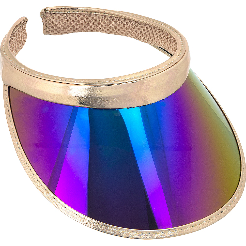 Nav Item for Gold & Holographic Visor Image #1