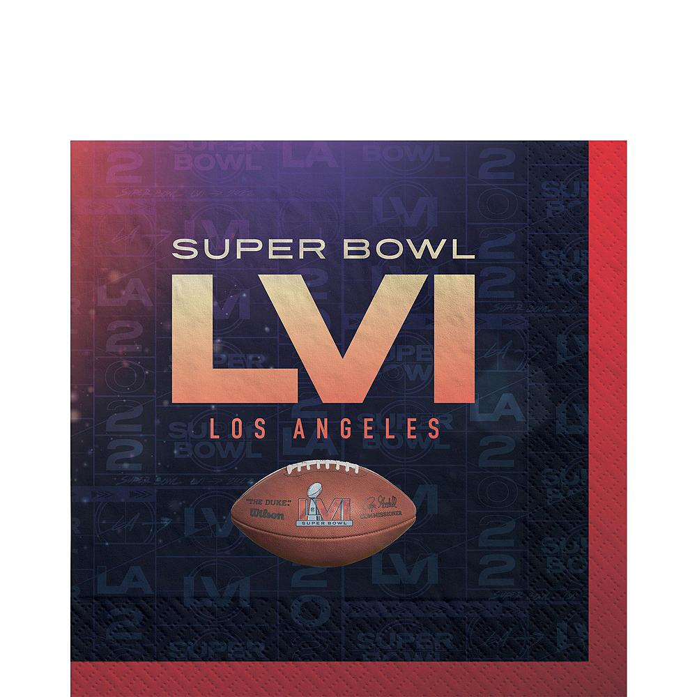 Super Bowl Tableware Kit for 36 Guests Image #3
