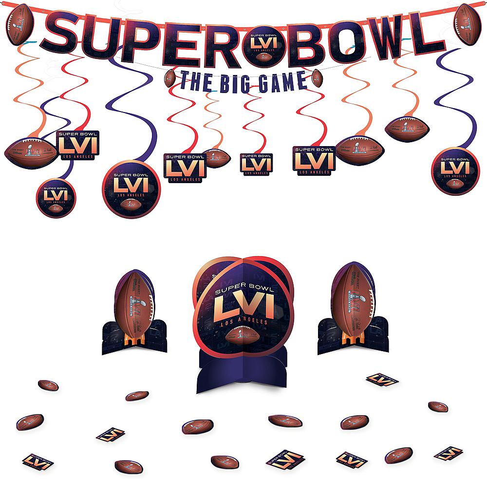 Super Bowl Decorating Kit Image #1