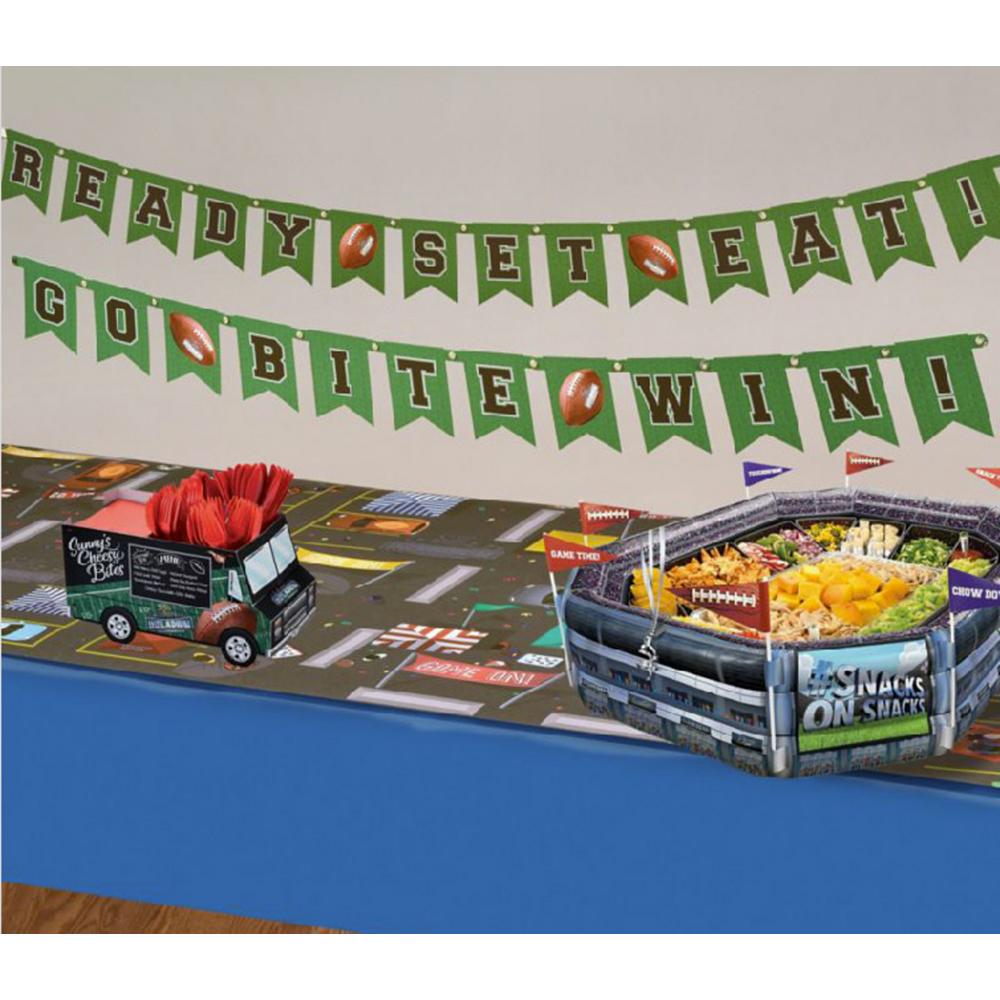 Sunny Anderson's Football Food Truck Serveware Kit Image #1