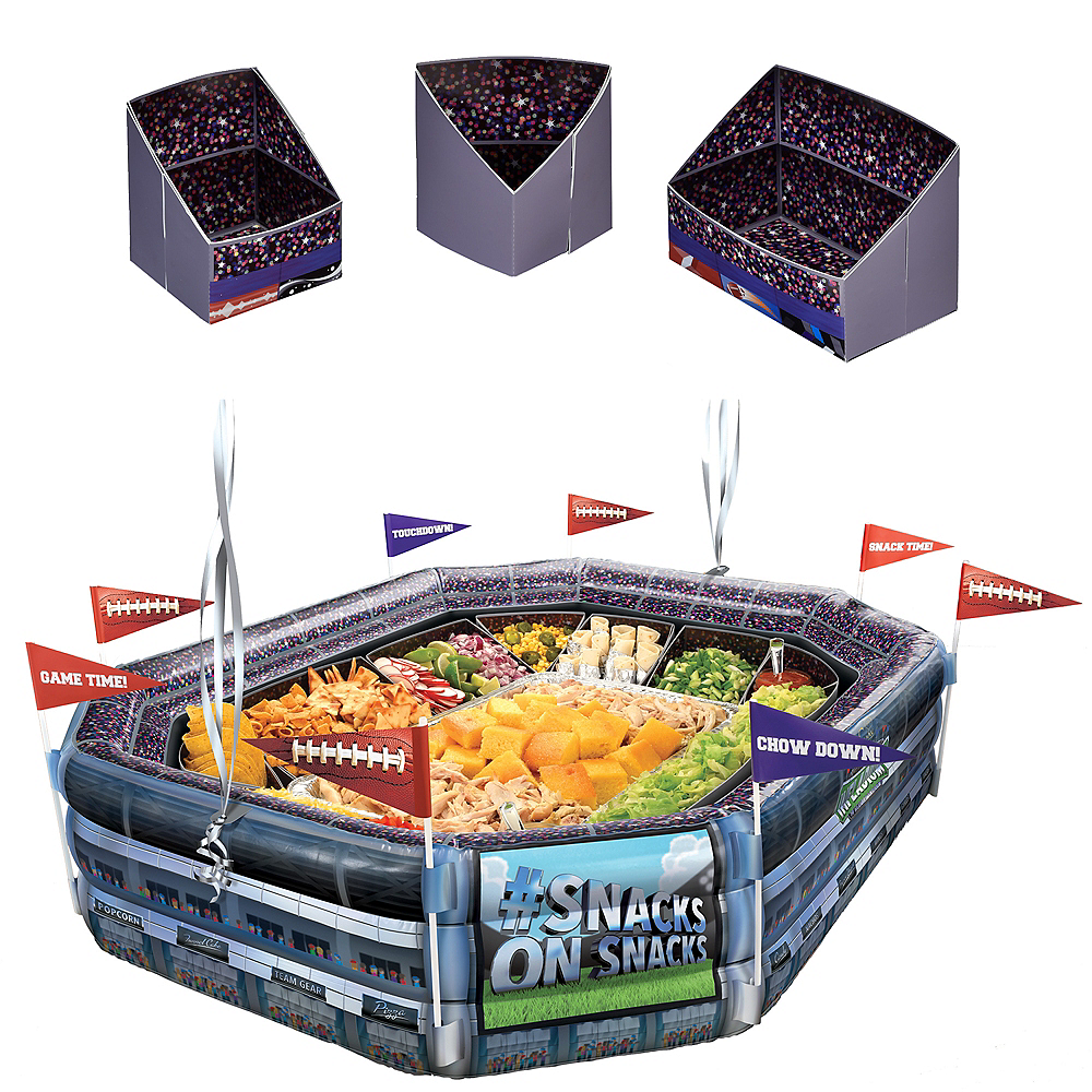Sunny Anderson's Football Food Truck Serveware Kit Image #3