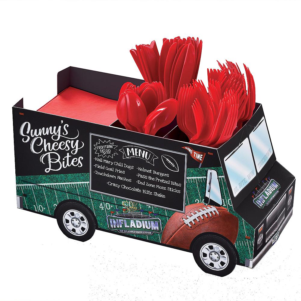 Sunny Anderson's Football Food Truck Serveware Kit Image #4