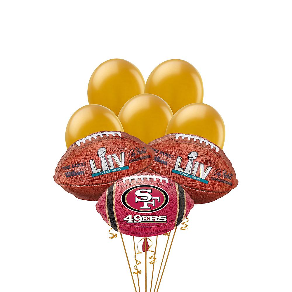 San Francisco 49ers Superbowl Balloon Kit Image #1