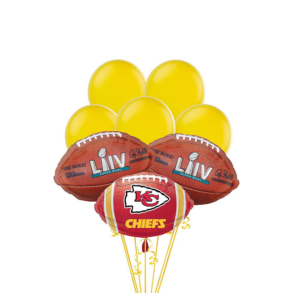 Kansas City Chiefs Superbowl Balloon Kit Image #1