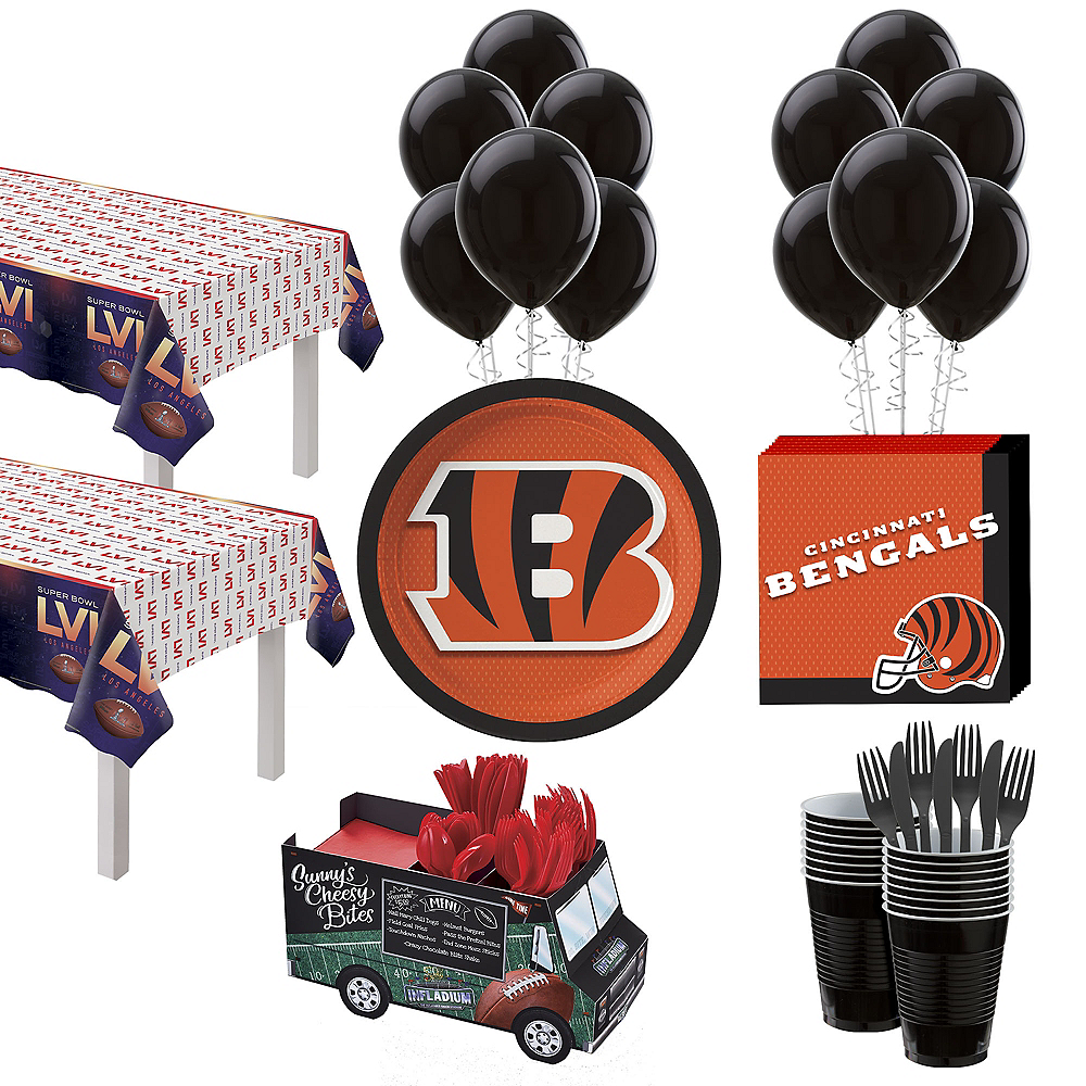 Kansas City Chiefs Super Bowl Super Kit for 36 Guest Image #1