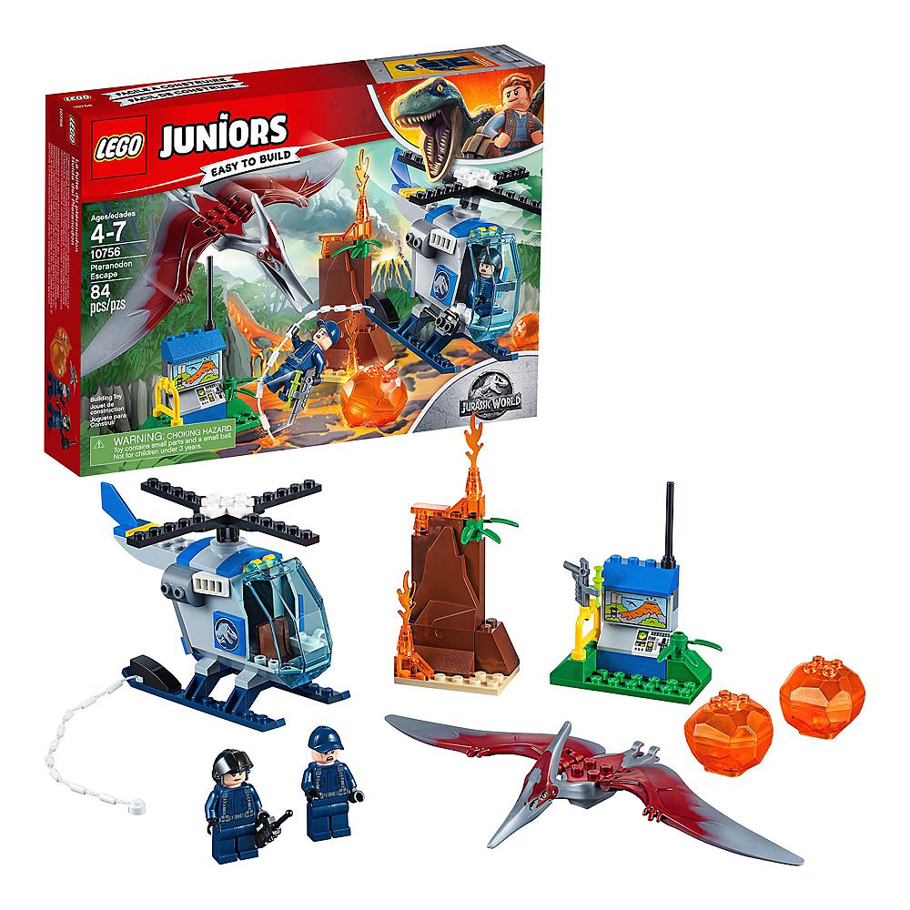 Lego Juniors Pteranodon Escape 84pc - 10756 Image #1