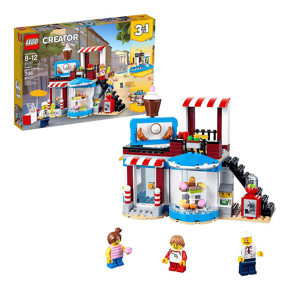 Lego Creator Modular Sweet Surprises 396pc - 31077 Image #1