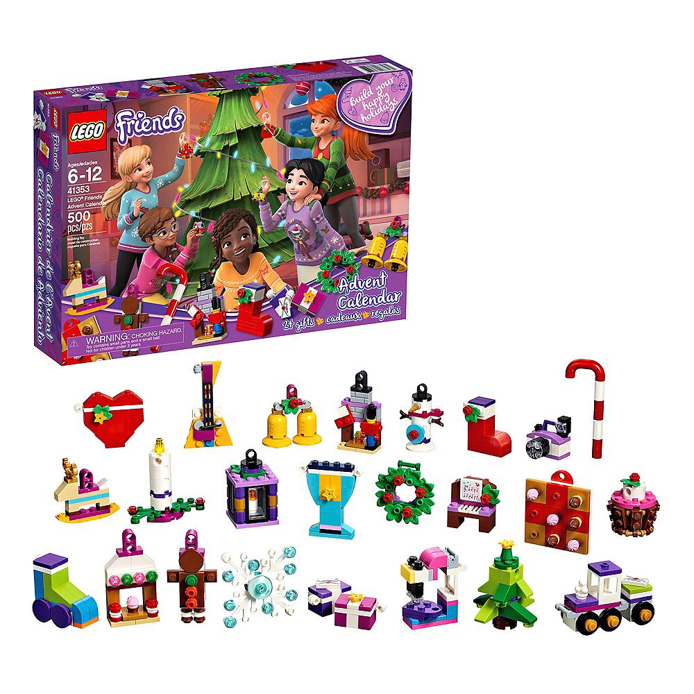 Lego Friends Advent Calendar 500pc - 41353 Image #1
